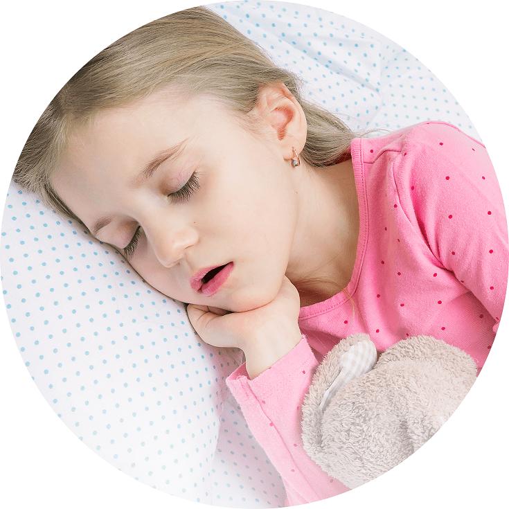 Если ребенок дышит ртом - Валлекс М